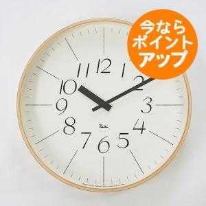 【送料無料】リキクロック/LLサイズ/細文字タイプ/壁掛け時計/Lemnos/レムノス/渡辺 力|pepapape