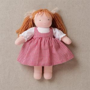 着せ替え人形<中>妹 キット/ウォルドルフ人形/アトリエ ディ・ムッター・ゾンネ/手作り/セット|pepapape