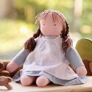 着せ替え人形<大> キット/ウォルドルフ人形/アトリエ ディ・ムッター・ゾンネ/手作り/セット/女の子