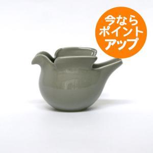 Lisa Larson(リサ・ラーソン)/duva(鳩のポット) グレー/西山陶器(波佐見焼)/置物/オブジェ|pepapape