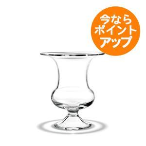 【送料無料】ベース/19cm/オールドイングリッシュ/ホルムガード/フラワーベース/花器/花瓶/花瓶/北欧デンマーク/Old English/Vase/HOLMEGAARD|pepapape
