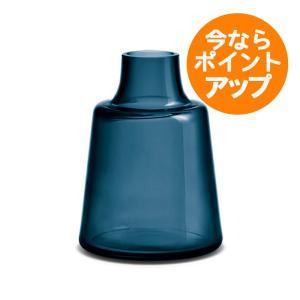 【送料無料※一部地域除く】フローラ/24cm/ブルー/ホルムガード/フラワーベース/花器/花瓶/一輪挿し/北欧/FLora/Blue/HOLMEGAARD|pepapape