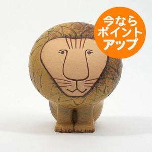 AFRICA LION midi(M) H140mm/アフリカ ライオン ミディアム/Lisa Larson(リサ・ラーソン/置物/オブジェ|pepapape