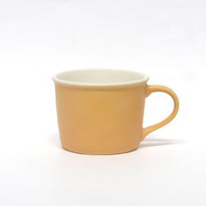 モイスカップ/キイロ/ペロカリエンテ/今泉 泰昌/マグカップ/磁器/MOISCUP/イエロー/黄/Perrocaliente|pepapape