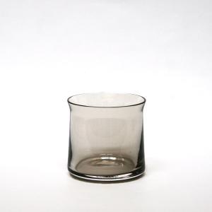 【ポイント11倍】Tumbler S/タンブラー/スモーク/Joe Colombo/ジョエ・コロンボ/Lyngby Porcelaen/リュンビュー/ポーセリン/グラス/吹きガラス/北欧デンマーク|pepapape