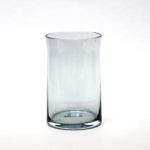 【ポイント11倍】Tumbler L/タンブラー/ブルー/青/Joe Colombo/ジョエ・コロンボ/Lyngby Porcelaen/リュンビュー/ポーセリン/グラス/吹きガラス/北欧デンマーク|pepapape