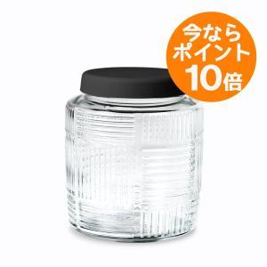 【ポイント10倍】Storage Jar ストレージジャー 0.9L/Nanna Ditzel/ナナ・ディツェル/ROSENDAHL/ローゼンダール/保存容器/ガラス/キャニスター/北欧デンマーク|pepapape
