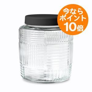 【ポイント10倍】Storage Jar ストレージジャー 2L/Nanna Ditzel/ナナ・ディツェル/ROSENDAHL/ローゼンダール/保存容器/ガラス/キャニスター/北欧デンマーク|pepapape