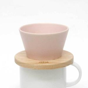 マウンテンコーヒードリッパー/ピンク/マット/TORCH/トーチ/Mountain coffee dripper/ぴんく|pepapape