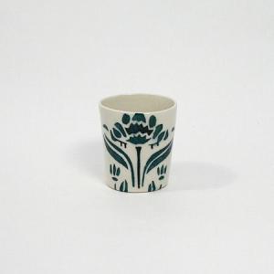 北欧スウェーデンのカップ・小 ネイビー/アンナ・ブロストロム pepapape