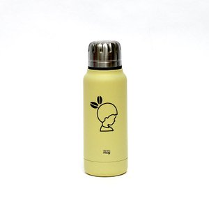 INIC/ボトル/イエロー/190ml/保温/保冷/テイクミー サーモボトル ミニ/INIC TAKE ME THERMO BOTTLE MINI/イニックコーヒー/水筒/黄色|pepapape