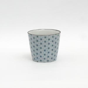 印判蕎麦猪口 麻の葉/monono ahare/ANGLE(アングル)|pepapape