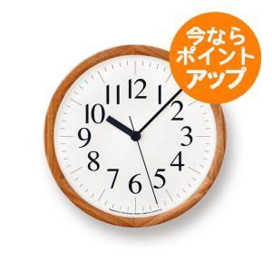 【送料無料】Clock B/ナチュラル/Yota Kakuda/壁掛け時計/Lemnos/レムノス/角田陽太|pepapape