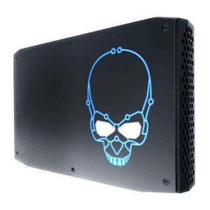 NUC HADES CANYON Core i7-8809G ・VR対応超小型ゲーミングベアボーン ...