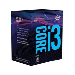 送料無料 Core i3-8100 4C/4TH 3.60GHz