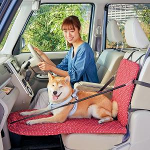 \座席が30%も広くなって快適♪/ お家にいる感覚でくつろげるので、愛犬・愛猫は落ち着けます。 飼い...