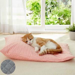 たまくら体位変換クッション 猫用 介護用品 床ずれ 睡眠 マット ベッド シニア 老猫 国産 日本製