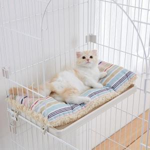 ケージ用リバーシブルベッド マット クッション リバーシブル 猫 PEPPY ペピイ 2018秋冬