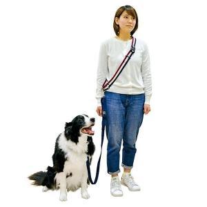 リードショルダー リフレクター 犬 散歩 ショルダーリード 肩掛けリード 迷子防止 脱走防止 リフレクター 夜の散歩 PEPPY ペピイ|PEPPY ペピイ PayPayモール店