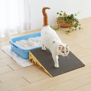 にゃんこスロープ シングル(シニア 老齢猫 介護 介助 ペッ...