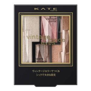 カネボウ KATE ケイト ヴィンテージモードアイズ RD-1 エレガントなボルドーレッド (アイシャドウ)|perfectshop