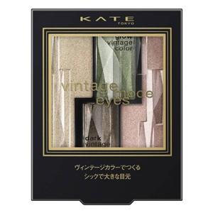 カネボウ KATE ケイト ヴィンテージモードアイズ GN-1 シックなグリーン (アイシャドウ)|perfectshop