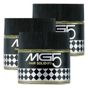 資生堂 MG5 エムジー5 ヘアソリッド(F) 80g 3個パック|perfectshop