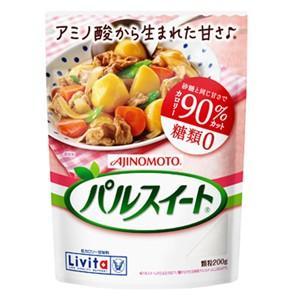 大正製薬 リビタ パルスイート 顆粒袋入 200g (低カロリー甘味料)|perfectshop