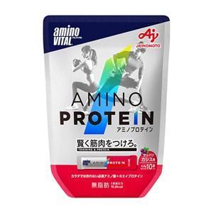 味の素 aminoVITAL アミノプロテイン 10本入パウチ カシス味 perfectshop