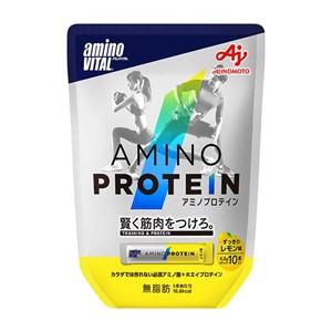 味の素 aminoVITAL アミノプロテイン 10本入パウチ レモン味 perfectshop