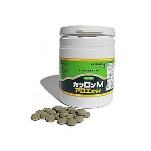 カツロン カツロンM アロエキダチ 粒状 150g(250mg×600粒) 栄養補助食品|perfectshop