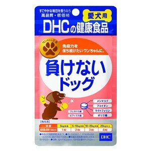 DHC 愛犬用 負けないドッグ 60粒入 (元気な毎日)|perfectshop