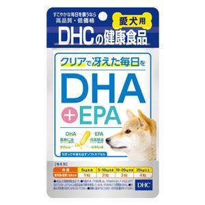 DHC 愛犬用 DHA + EPA 60粒入 (クリアで冴えた毎日を)|perfectshop