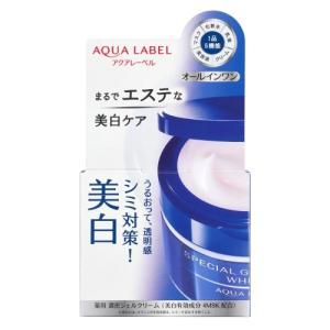 資生堂 アクアレーベル スペシャルジェルクリームA(ホワイト) 90g 医薬部外品|perfectshop