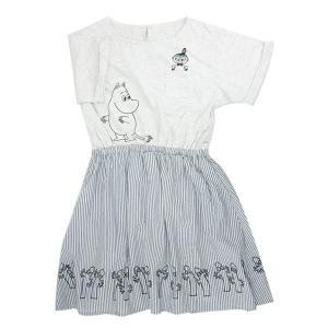 ムーミン&リトルミイのチュニックエプロンが登場です!お洋服のように着れるタイプのエプロン☆ ...