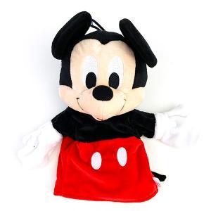 ディズニー ミッキー ハンドパペット ミッキー ぬいぐるみ Disney ミッキー&ミニー ミッキー...