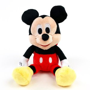 ディズニー ミッキー ビーンズコレクション ミッキーマウス ぬいぐるみ Disney ミッキー ミッ...