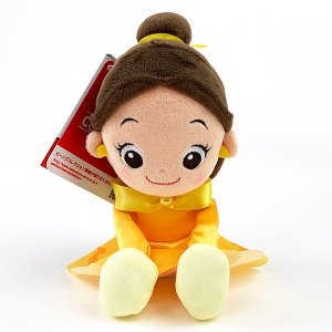 ディズニー ベル ビーンズコレクション ベル ぬいぐるみ Disney 美女と野獣 プリンセス おも...