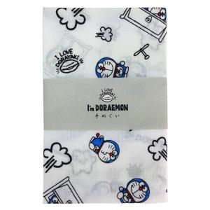 ★I'm Doraemon★ ドラえもんがオシャレな手ぬぐいになりました!シンプルでオシャレなデザイ...