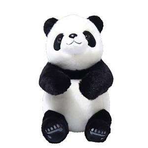 肌触りの良い赤ちゃんパンダのぬいぐるみです。プレゼントにもおすすめ!