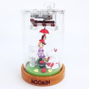 ムーミンの世界がオルゴールになって登場☆彡 ギフトにも最適な商品です♪