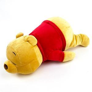 ディズニー プー 抱き枕S プー モチハグ ぬいぐるみ ベビー プーさん Disney 抱き枕 イエ...