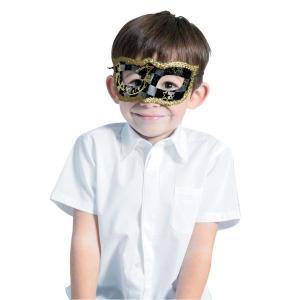 店内全品10%オフSALE開催中!コスプレ マスク 仮面 大人 子供 ドミノマスク シャイニーブラック 仮装 在庫限り 特価|perfectworld-tokyo