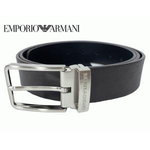 EMPORIO ARMANI エンポリオ アルマーニ YEM390 YC043 80001 NERO 型押し GA イーグルマーク柄 ブラック系レザー ボックス型 コインケース 小銭入れ コインパース|perlei|02