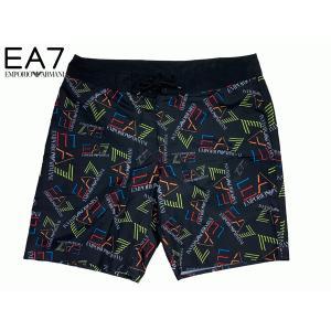 エンポリオアルマーニ 273895 6P209 EA7 ロゴマーク入りオレンジXホワイトサッカーオランダ代表応援メンズ半袖ポロシャツ S|perlei