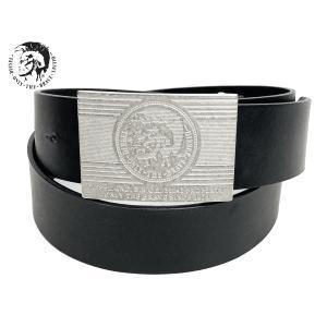 DIESEL ディーゼル X02976 P0406 H8013 ロゴ入り スタッズ付き ブラック コーティング地 ラウンドジッパー ロング ウォレット 長財布|perlei