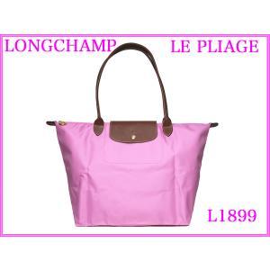 LONGCHAMP ロンシャン バッグ L1899 089 058 LE PLIAGE ル プリアージュ ローズ ピンク系 ナイロン 折りたたみ ビッグ トートバッグ ショッピングバッグ L|perlei