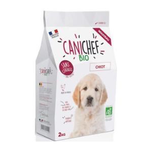 カニシェフ オーガニック グレインフリー ドッグフード <子犬用>着色料、香料、農薬未使用で安心!! perrito-shop