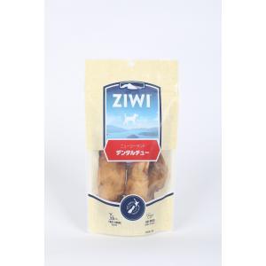 ジウィ オーラルヘルスケア デンタルチュー 3ピース (鹿のひづめ) 犬用おやつ|perrito-shop