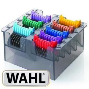 WAHL ステンレス製 アタッチメントコームセット|pet-dougu